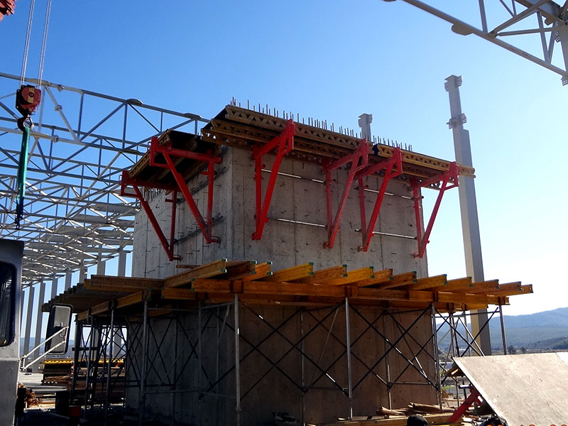 Steel Formwork Systems and Accessories