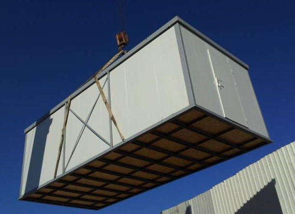 Prefabricated Site Structures and Containers
