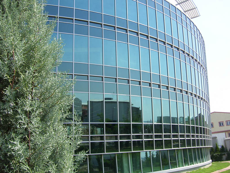 Curtain Walls PVC Door and Window